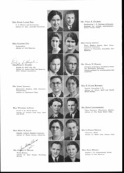Page 11, 1938 Edition, Nampa High School - Sage Yearbook (Nampa, ID) online yearbook collection
