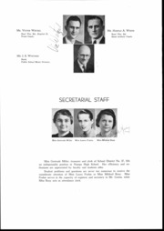 Page 13, 1938 Edition, Nampa High School - Sage Yearbook (Nampa, ID) online yearbook collection