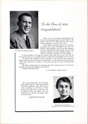 Page 12, 1939 Edition, Nampa High School - Sage Yearbook (Nampa, ID) online yearbook collection