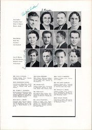 Page 15, 1939 Edition, Nampa High School - Sage Yearbook (Nampa, ID) online yearbook collection