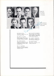 Page 16, 1939 Edition, Nampa High School - Sage Yearbook (Nampa, ID) online yearbook collection