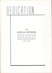 Page 6, 1939 Edition, Nampa High School - Sage Yearbook (Nampa, ID) online yearbook collection