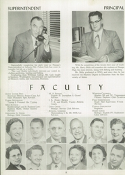 Page 12, 1952 Edition, Nampa High School - Sage Yearbook (Nampa, ID) online yearbook collection