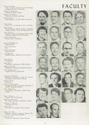 Page 13, 1952 Edition, Nampa High School - Sage Yearbook (Nampa, ID) online yearbook collection