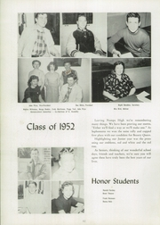 Page 16, 1952 Edition, Nampa High School - Sage Yearbook (Nampa, ID) online yearbook collection