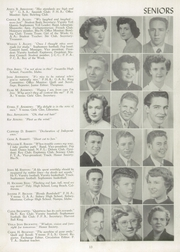 Page 17, 1952 Edition, Nampa High School - Sage Yearbook (Nampa, ID) online yearbook collection