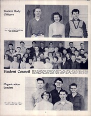 Page 10, 1953 Edition, Nampa High School - Sage Yearbook (Nampa, ID) online yearbook collection