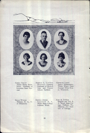 Page 14, 1922 Edition, Lewiston High School - Bengal Yearbook (Lewiston, ID) online yearbook collection