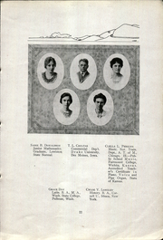 Page 15, 1922 Edition, Lewiston High School - Bengal Yearbook (Lewiston, ID) online yearbook collection