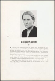 Page 10, 1937 Edition, Lewiston High School - Bengal Yearbook (Lewiston, ID) online yearbook collection