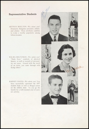 Page 9, 1937 Edition, Lewiston High School - Bengal Yearbook (Lewiston, ID) online yearbook collection