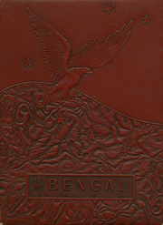 1943 Edition, Lewiston High School - Bengal Yearbook (Lewiston, ID)