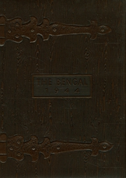 1944 Edition, Lewiston High School - Bengal Yearbook (Lewiston, ID)