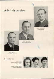 Page 15, 1948 Edition, Lewiston High School - Bengal Yearbook (Lewiston, ID) online yearbook collection