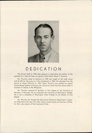 Page 9, 1948 Edition, Lewiston High School - Bengal Yearbook (Lewiston, ID) online yearbook collection