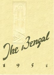 1951 Edition, Lewiston High School - Bengal Yearbook (Lewiston, ID)