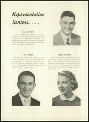 Page 12, 1953 Edition, Lewiston High School - Bengal Yearbook (Lewiston, ID) online yearbook collection