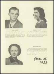 Page 13, 1953 Edition, Lewiston High School - Bengal Yearbook (Lewiston, ID) online yearbook collection