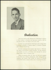 Page 8, 1953 Edition, Lewiston High School - Bengal Yearbook (Lewiston, ID) online yearbook collection