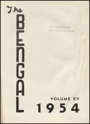 Page 5, 1954 Edition, Lewiston High School - Bengal Yearbook (Lewiston, ID) online yearbook collection