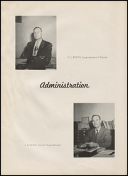 Page 8, 1954 Edition, Lewiston High School - Bengal Yearbook (Lewiston, ID) online yearbook collection