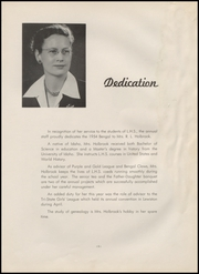 Page 9, 1954 Edition, Lewiston High School - Bengal Yearbook (Lewiston, ID) online yearbook collection