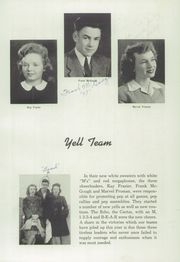 Page 17, 1946 Edition, Moscow High School - Bear Tracks Yearbook (Moscow, ID) online yearbook collection