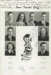 Page 8, 1946 Edition, Moscow High School - Bear Tracks Yearbook (Moscow, ID) online yearbook collection