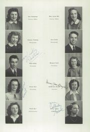 Page 9, 1946 Edition, Moscow High School - Bear Tracks Yearbook (Moscow, ID) online yearbook collection