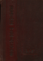 1947 Edition, Moscow High School - Bear Tracks Yearbook (Moscow, ID)
