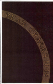 1948 Edition, Moscow High School - Bear Tracks Yearbook (Moscow, ID)