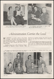 Page 14, 1954 Edition, Moscow High School - Bear Tracks Yearbook (Moscow, ID) online yearbook collection
