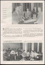 Page 17, 1954 Edition, Moscow High School - Bear Tracks Yearbook (Moscow, ID) online yearbook collection