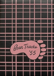 1955 Edition, Moscow High School - Bear Tracks Yearbook (Moscow, ID)