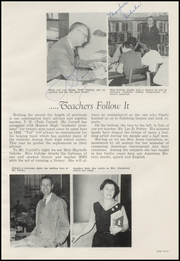 Page 11, 1956 Edition, Moscow High School - Bear Tracks Yearbook (Moscow, ID) online yearbook collection
