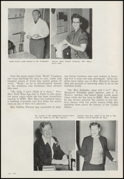 Page 12, 1956 Edition, Moscow High School - Bear Tracks Yearbook (Moscow, ID) online yearbook collection