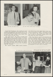 Page 14, 1956 Edition, Moscow High School - Bear Tracks Yearbook (Moscow, ID) online yearbook collection