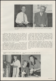 Page 15, 1956 Edition, Moscow High School - Bear Tracks Yearbook (Moscow, ID) online yearbook collection