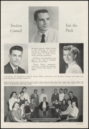 Page 17, 1956 Edition, Moscow High School - Bear Tracks Yearbook (Moscow, ID) online yearbook collection