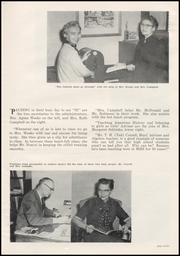 Page 11, 1957 Edition, Moscow High School - Bear Tracks Yearbook (Moscow, ID) online yearbook collection