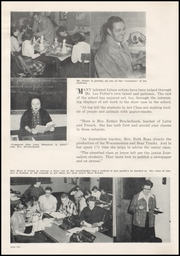 Page 14, 1957 Edition, Moscow High School - Bear Tracks Yearbook (Moscow, ID) online yearbook collection