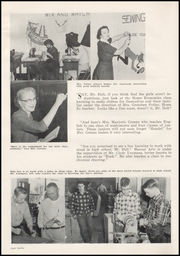 Page 16, 1957 Edition, Moscow High School - Bear Tracks Yearbook (Moscow, ID) online yearbook collection