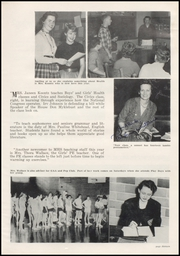 Page 17, 1957 Edition, Moscow High School - Bear Tracks Yearbook (Moscow, ID) online yearbook collection