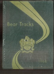 1966 Edition, Moscow High School - Bear Tracks Yearbook (Moscow, ID)