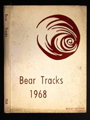 1968 Edition, Moscow High School - Bear Tracks Yearbook (Moscow, ID)