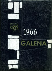 1966 Edition, Mullan High School - Galena Yearbook (Mullan, ID)