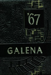 1967 Edition, Mullan High School - Galena Yearbook (Mullan, ID)