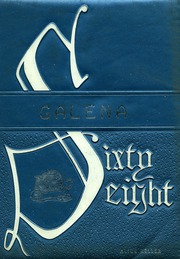 1968 Edition, Mullan High School - Galena Yearbook (Mullan, ID)