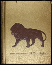 Page 1, 1973 Edition, Borah High School - Safari Yearbook (Boise, ID) online yearbook collection