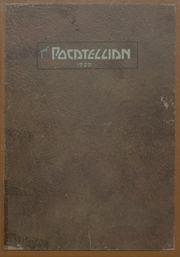 Page 1, 1920 Edition, Pocatello High School - Pocatellian Yearbook (Pocatello, ID) online yearbook collection